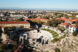 Plovdiv City Tour | Day trip to Plovdiv